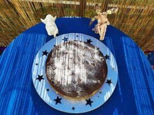 gâteau chocolat courgettes